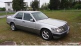 Mercedes-Benz W124 Diesel - - Mercedes - Benz - sellbox.pl